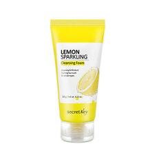 [SECRET KEY] Lemon Sparkling Cleansing Foam - 120g / Free Gift