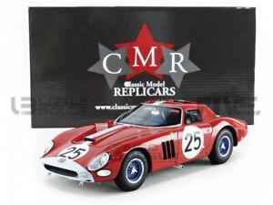 CMR 1/18 - FERRARI 250 GTO - LE MANS 1964 - CMR076
