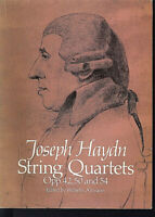 Joseph Haydn :  String Quartets Op. 42,50 und 54 - herausgegeben von W. Altmann