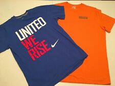 Nike Under Armour Standard/Loose Fit T Shirt Mens Large Lot Of 2 Short Sleeve