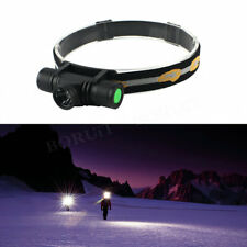 10000Lm BORUiT Zoomable XM-L2 LED  4Modes Headlamp Hunting Camping Headlight USB