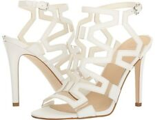 Guess Scarpe Sandali Donna Mod.PADTON 3 Bianco/White Tg.38,5 US 7 1/2 UK 5,5