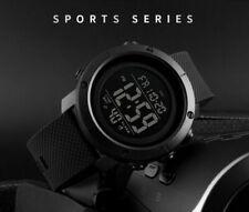 SKMEI Watch Mens Sports Watches 50m Waterproof LED Digital Military Wristwatch