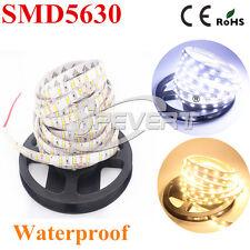 Waterproof 5M SMD 5630 LED Strip Light 300leds 12V Car Flexible Lamp + FREE DC
