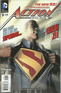 Superman Action Comic Nr.9 / The New 52! / DC