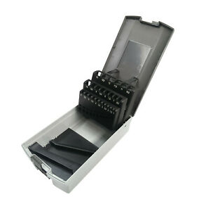 Bohrerkassette LEER für 25 Bohrer 1 - 13 mm Kunststoffkassette Rose Bohrerbox
