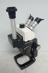 Bausch & Lomb Stereozoom 7 1.0-7.0x Stereo Microscope w/ 10X WF Stereo Eyepieces