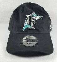 New Era Vintage Core 49FORTY Florida Marlins MLB Fitted Hat Cap 2XL 7 3/4 Miami
