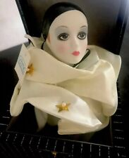 Gorgeous Schmid Pop-Up Music Box Pierrot Love Harlequin Jack in Box