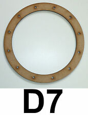 Dream Catcher en bois anneau, 150 mm, vide pour Craft, Ornements, Décorations.