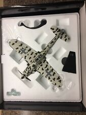 NEW LIMITED EDITION Die-cast 1:32 scale WWII Luftwaffe Messerscmitt Bf109G-2
