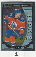 2015 15-16 O-Pee-Chee Platinum Marquee Rookies #M1 Connor McDavid