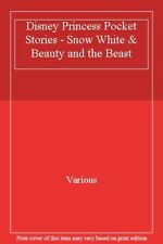 Disney Princess Pocket Stories - Snow White & Beauty and the Beast,Various