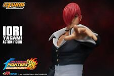 *New* The King of Fighters 98: Iori Yagami 1/12 Scale Action Figure