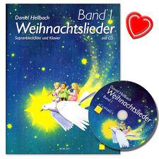 Weihnachtslieder Band 1 - mit CD - Daniel Hellbach - ACM283 - 9990001357955