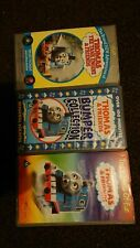 Bundle Of 3 Thomas The Tank Vhs.