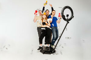 360° Video Spinner | photo booth 360 | video booth 360