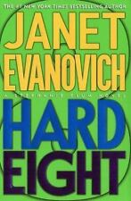4 Stephanie Plum Hardbacks by Janet Evanovich 8, 9, 14, and 15.  Free Shipping