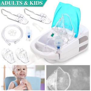Portable Heavy duty Nebulize Powerful Asthma Machine Compressor Adults & Kids