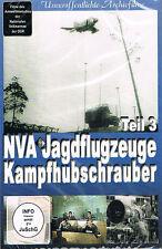 NVA Jagdflugzeuge Kampfhubschrauber, Teil 3