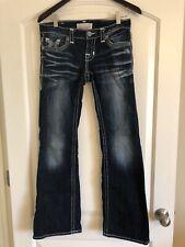 Big Star liv boot cut jeans sz 27R. Originally $140.