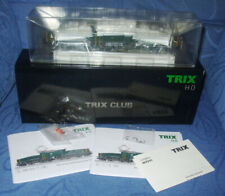 Trix 22513 HO DRG BR18.4 Steam Locomotive, 2 Rail DC, New - Boxed