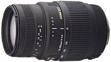 Sigma 70-300 DG Makro Objektiv für Canon EOS 60D 650D 700D 750D 1200D 100D