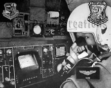 B-52 Stratofortress H Gunner Signed & Numbered Print