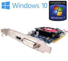 AMD Radeon HD 6450 1 GB Dvi Displayport Pci-Express tarjeta de gráficos