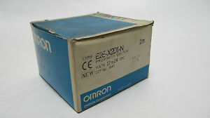 (NEW) Omron Inductive Proximity Switch E2E-X2D1-N  2M