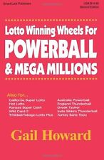 Lotto Winning Wheels For Powerball & Mega Millions by Gail Howard