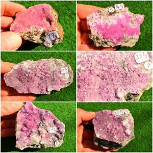 Cobaltoan Calcite Crystal Mineral Cobalto Pink/Purple [Pick Your Own] UK BUY✔#B2