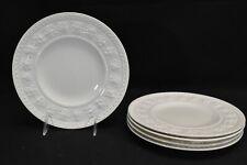 Wedgwood Wellesley Set of 5 Salad Plates