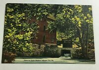 "VTG 1930s Mini Photographs Souvenir Pictures 3X2""Missouri Old Mill Alley Springs"