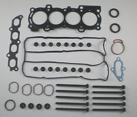 HEAD GASKET SET BOLTS for FOCUS C-MAX FIESTA FUSION 1.6 03-08 VRS HWDB FYJA FYJB