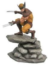 Marvel Gallery PVC Statue Brown Wolverine Comic Variant 23cm Diamond Select Toys