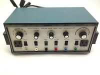 Heathkit IG-5228 Color Bar and DOT Generator