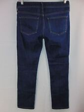UNIQLO Skinny Straight Leg Mid Rise Ankle Denim Jeans Women's 23 Casual Pants