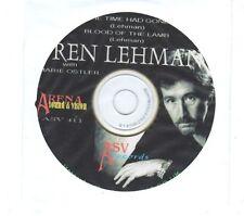 (GR822) Ren Lehman, The Time Had Gone - DJ CD