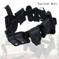 Police Guard tactique Belt de ceinture  Système de sécurité  Pouch Utility PS