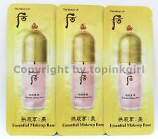 The History of Whoo Gongjinhyang Mi Essential Makeup Base 1ml X 10pcs (10ml)