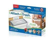 Attach-A-Trash The Hanging Trash Bag Holder (As Seen On TV)