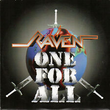 Raven  – One For All CD NEW