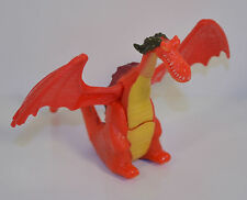 """RARE 2014 Hookfang 5.5"""" Action Figure McDonald's How To Train Your Dragon 2"""