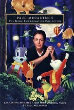 Paul McCartney/The Music and Animation Collection(BRAND NEW DVD)DUSTIN HOFFMAN