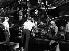 1946 Ford engine assembly line 8 x 10  Photograph