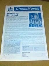 CHESS MOVES NEWSLETTER April 1998