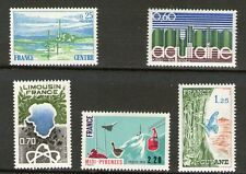 SERIE TIMBRES 1863-1866 NEUF XX LUXE - REGIONS DE FRANCE