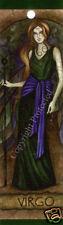 Virgo Bookmark Fairy Zodiac Sign Jessica Galbreth NEW Faery Retired Fantasy Art