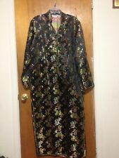 abaya jilbab Islamic Muslim Women Clothing Or Sleepwear X-large Chinese Floral..